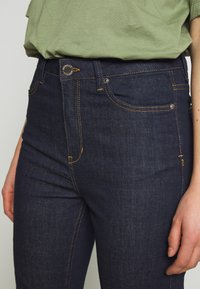 2nd Day - FIONA - Bootcut jeans - dark blue - 4
