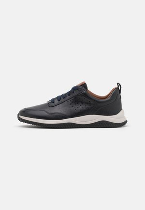 PUXTON LACE - Trainers - navy