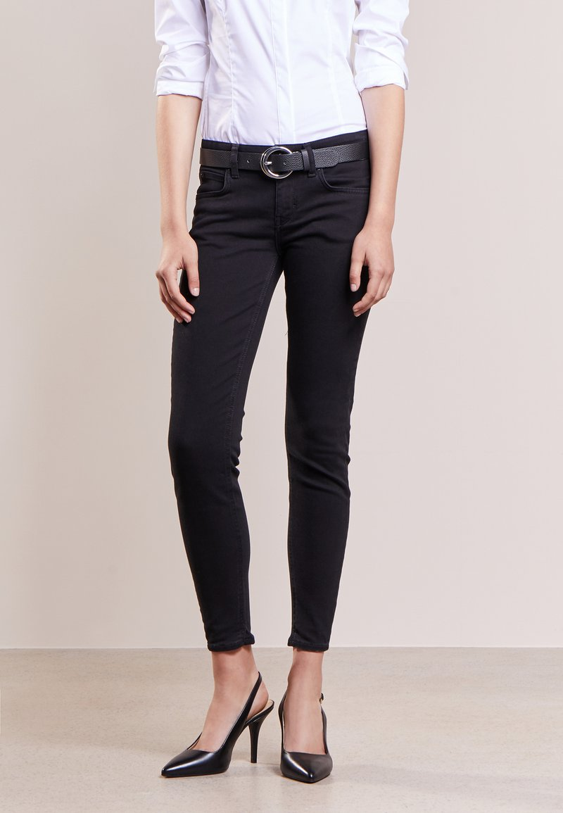 DRYKORN - PAY - Jeansy Skinny Fit - black
