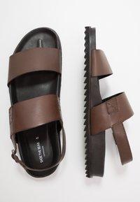 Shoe The Bear - VIGO - Sandals - brown - 1