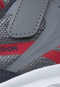 Reebok - RUSH RUNNER 3.0 - Zapatillas de running neutras - cdgry5/ntnavy/vecred - 8