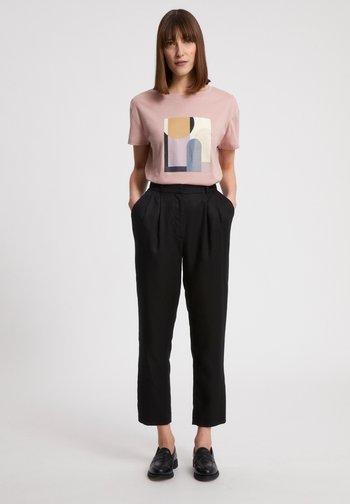 Print T-shirt - kinoko