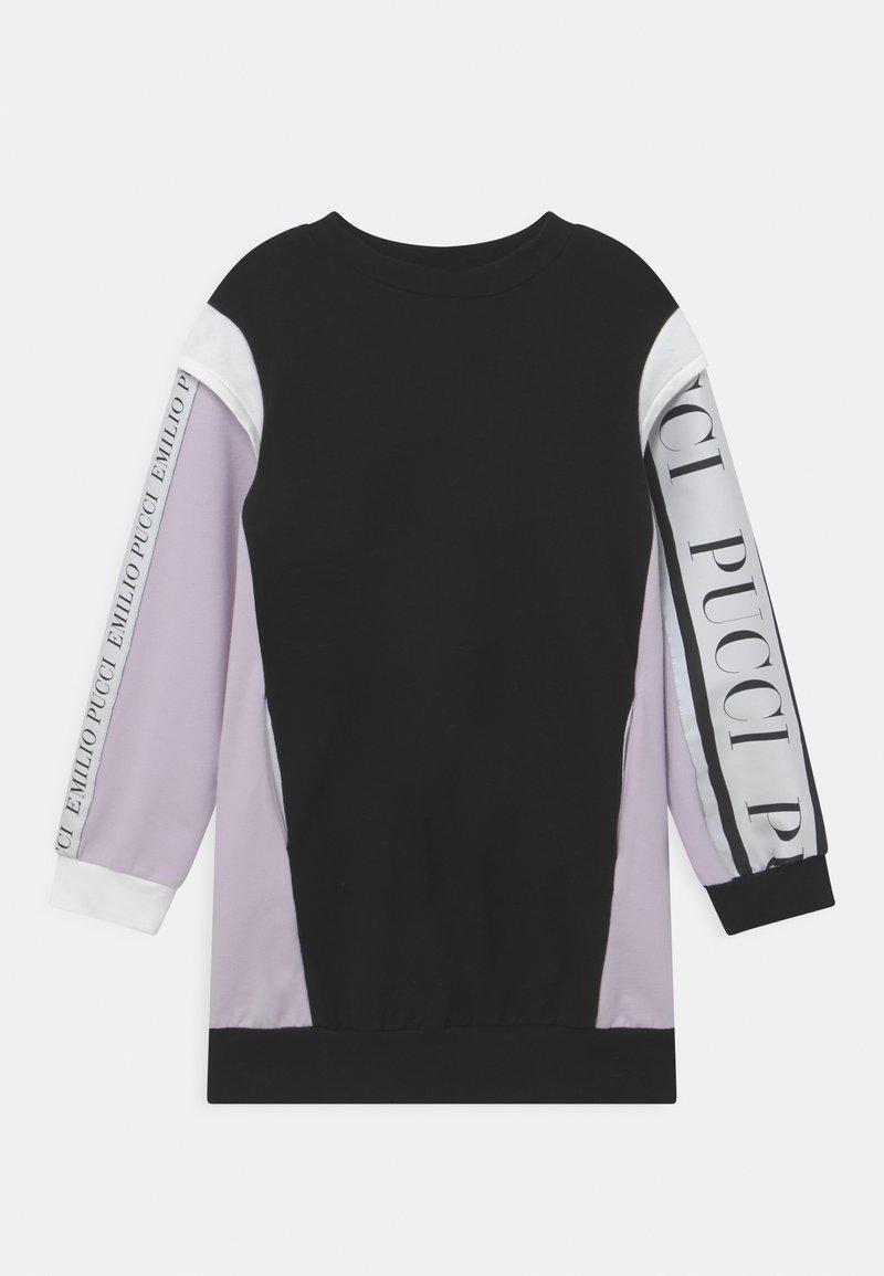 Emilio Pucci - DRESS - Day dress - black