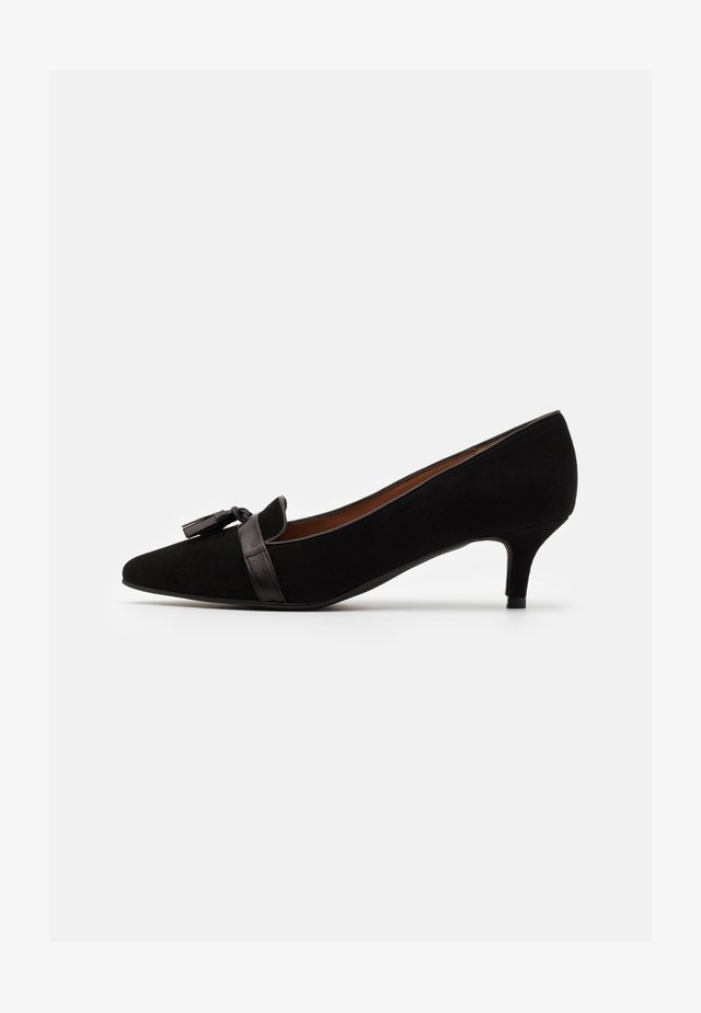 ELISA - Pumps - black