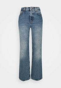 ALBA - Flared Jeans - medium blue