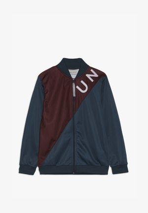 HJALMAR TRACK JACKET - Training jacket - orien blue