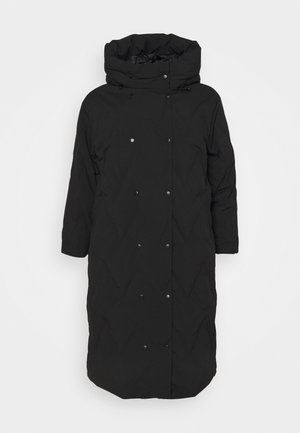 VMPUFFY LONG JACKET - Classic coat - black