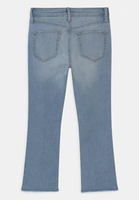 GAP - GIRL ANKLE  - Bootcut jeans - light-blue denim - 1