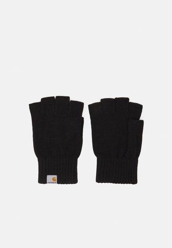 MITTEN UNISEX - Gloves - black