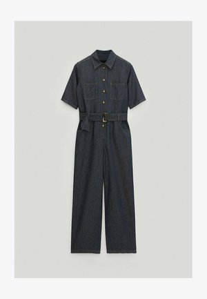 Overall / Jumpsuit - dark blue