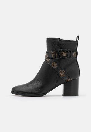 PATINA - Støvletter - black