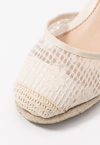 Lulipa London - LORENA - Sandály na vysokém podpatku - cream - 2
