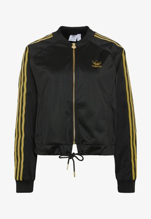 SUPERSTAR 2.0 SPORT INSPIRED TRACK TOP - Kurtka sportowa - black