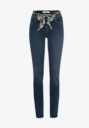 STYLE SHAKIRA - Jeans Skinny Fit - used stone blue