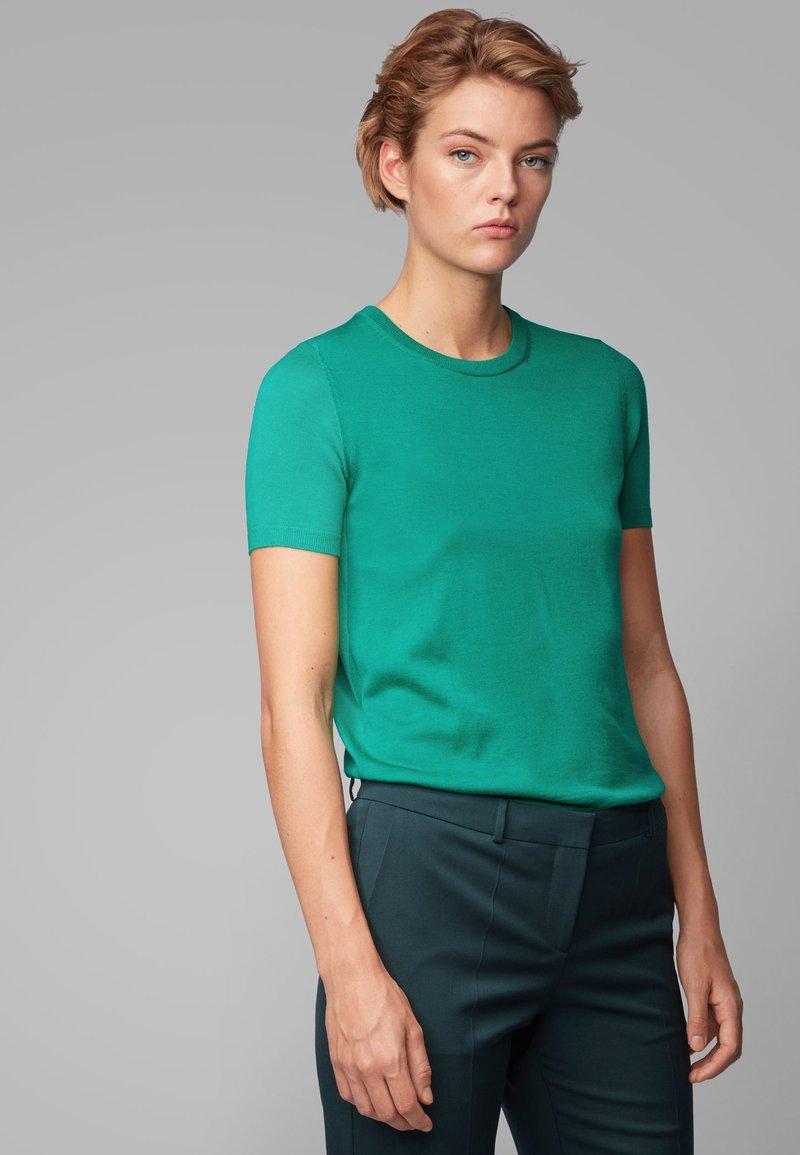 BOSS - FALYSSA - T-paita - green