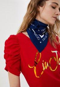 Liu Jo Jeans - T-shirt imprimé - red - 3
