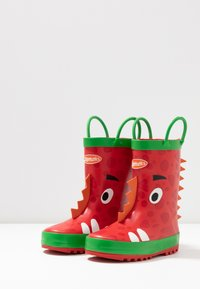 Chipmunks - ZIGGY - Wellies - red - 3