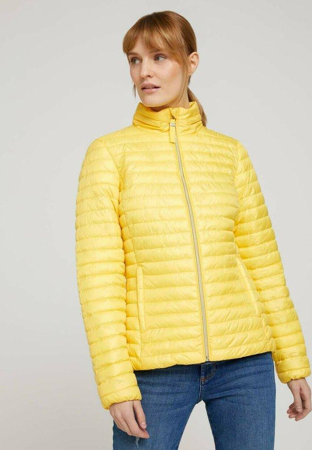 Jas - smooth yellow