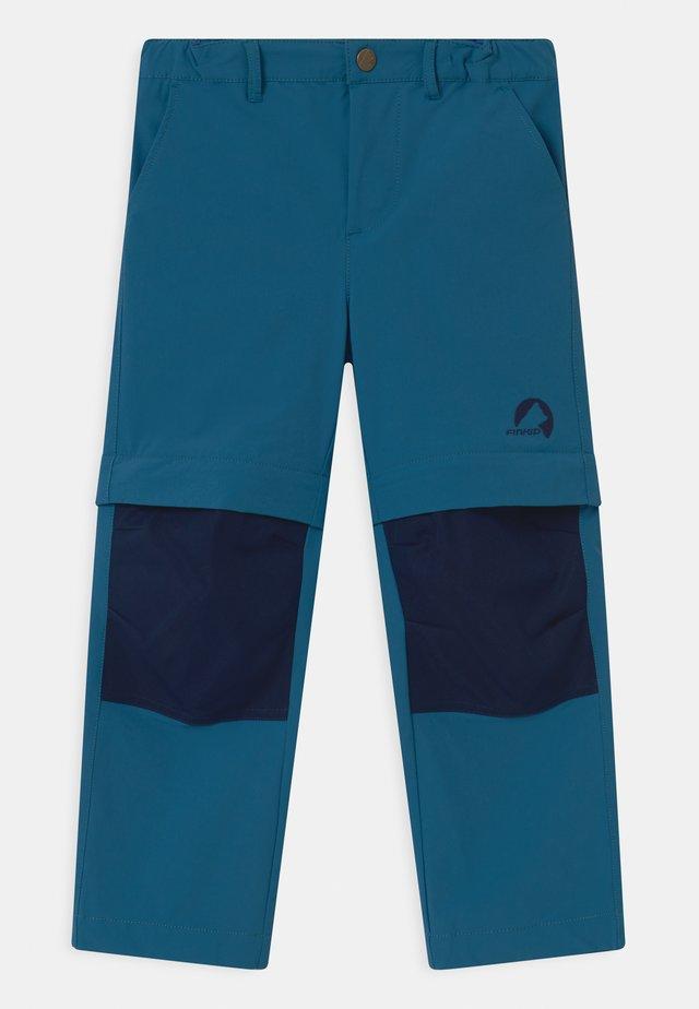 URAKKA MOVE 2-IN-1 UNISEX - Outdoorové kalhoty - seaport