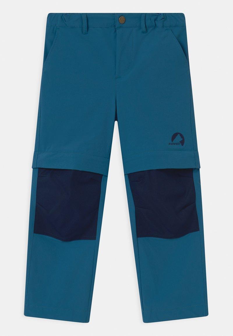 Finkid - URAKKA MOVE 2-IN-1 UNISEX - Outdoor trousers - seaport