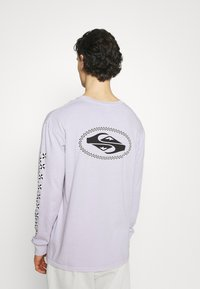 Quiksilver - CHECK OUT - Longsleeve - pastel lilac - 2