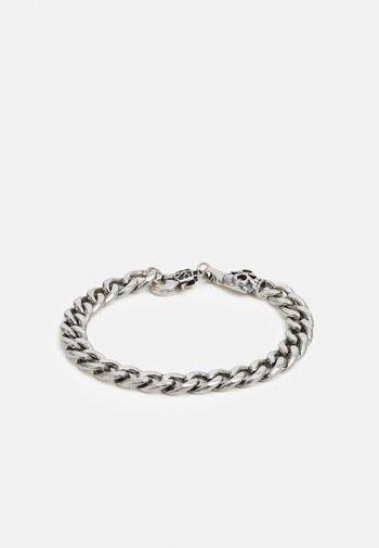 BEACH DAYS SKULL BRACELET - Bracelet - silver-coloured