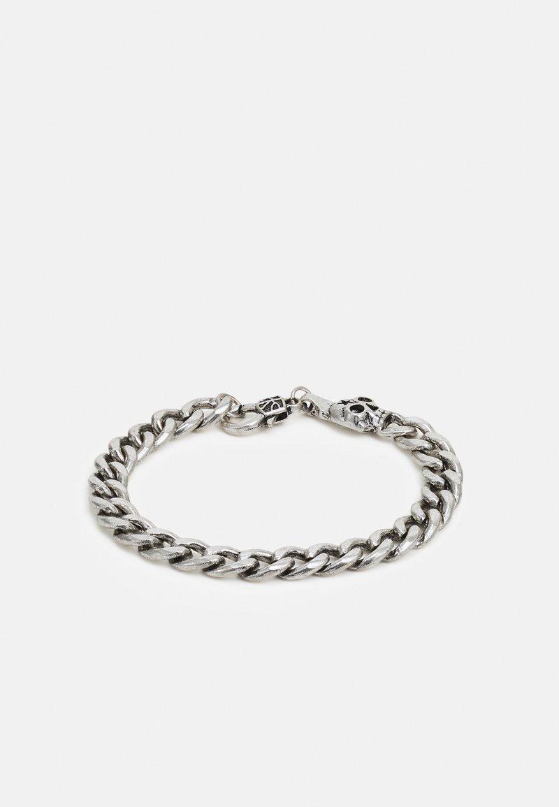 Classics77 - BEACH DAYS SKULL BRACELET - Bracelet - silver-coloured