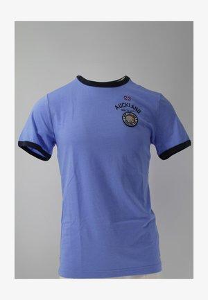 TAPAWERA - Print T-shirt - freshblue