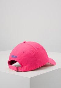 Polo Ralph Lauren - HAT UNISEX - Cap - pink - 2