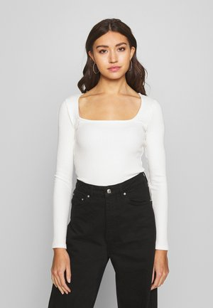 PENNY  - Long sleeved top - off white
