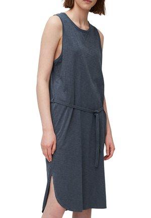 Jersey dress - odyssey gray
