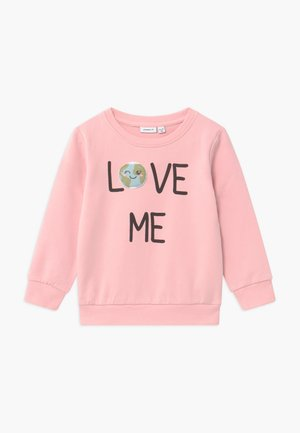 NMFLAPLANET - Sweater - coral blush