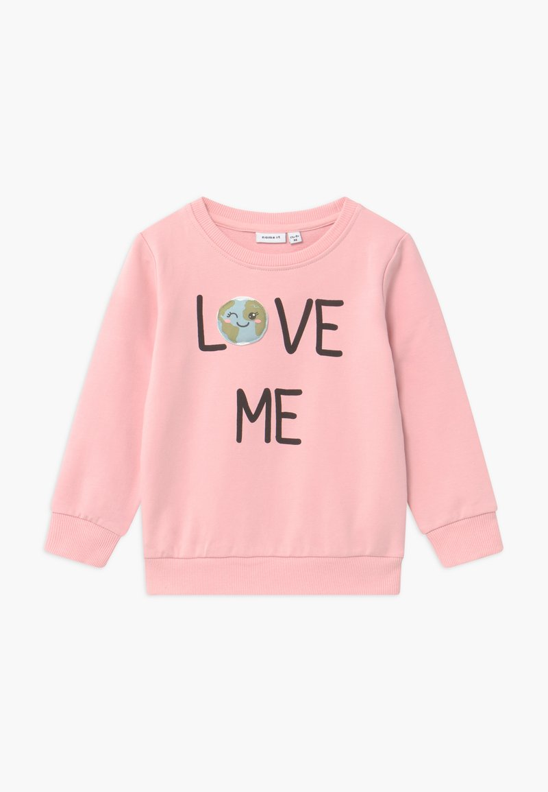 Name it - NMFLAPLANET - Sweater - coral blush