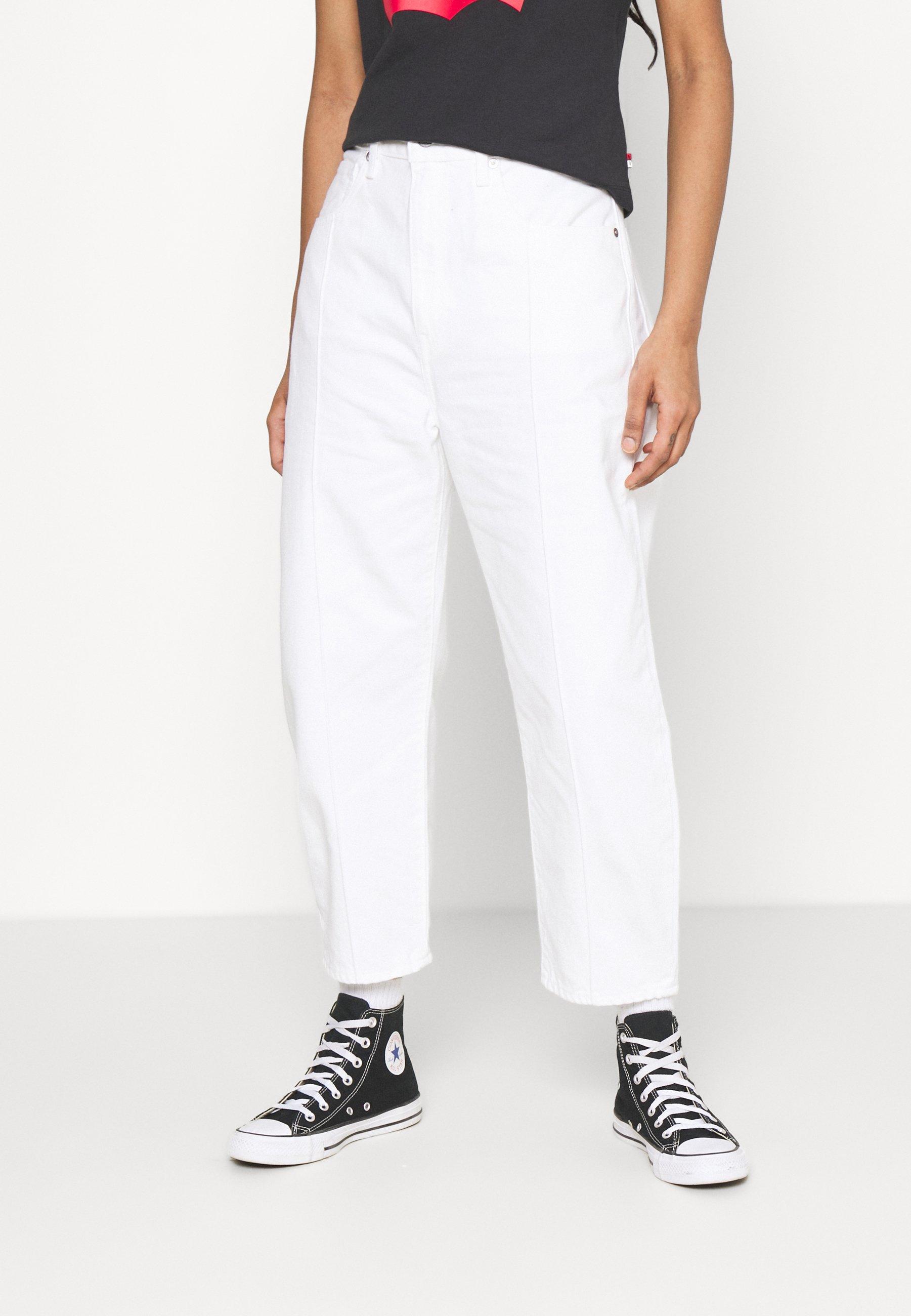 Women BARREL - Relaxed fit jeans