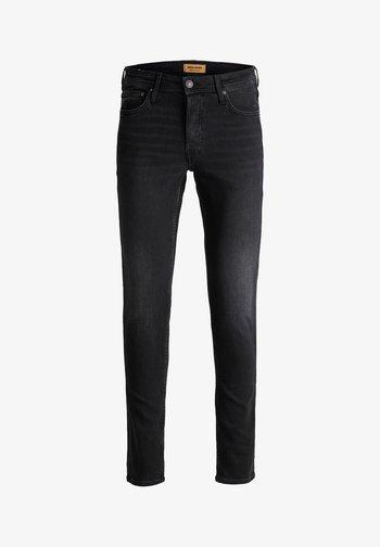 GLENN  - Slim fit jeans - black denim