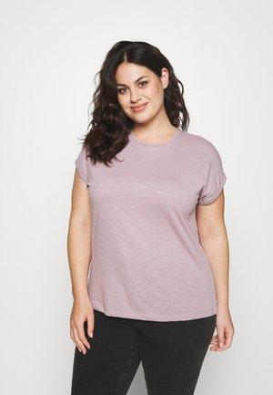 Basic T-shirt - lilac
