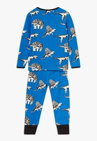 Småfolk - NIGHTWEAR DINO SET - Pyjama set - blue lolite - 1