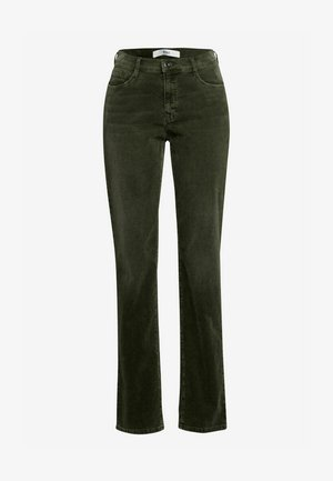 STYLE CAROLA - Pantalon classique - vintage khaki