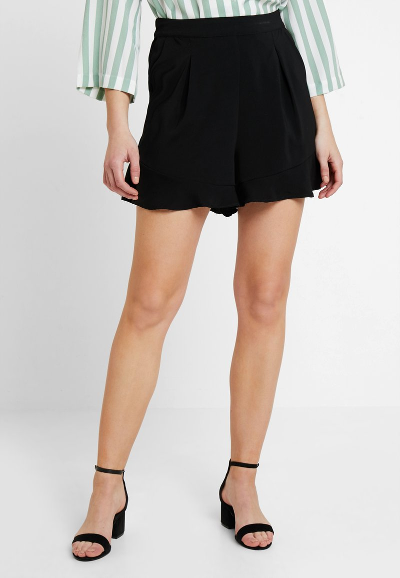 Vila - VIKELLER  - Shorts - black
