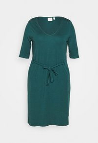JUNAROSE - by VERO MODA - JRPAILIN SLEEVE DRESS  - Day dress - sea moss - 3
