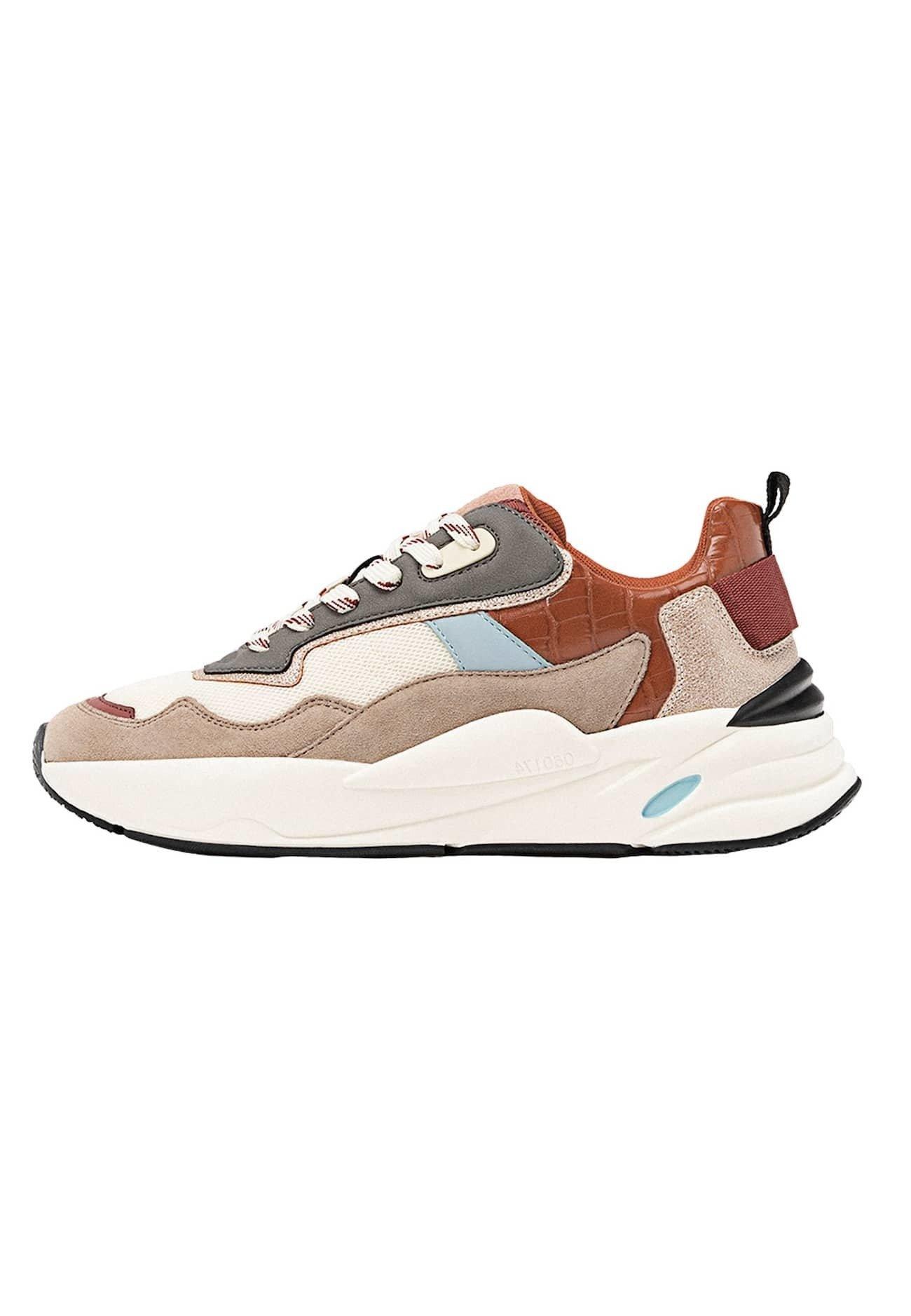 MIT ELEMENTEN IN VERSCHIEDENEN FARBEN Sneakers multi coloured