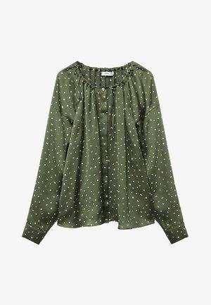 FIDA - Blouse - groen
