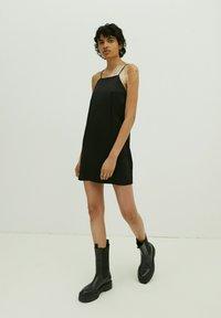EDITED - Day dress - schwarz - 1