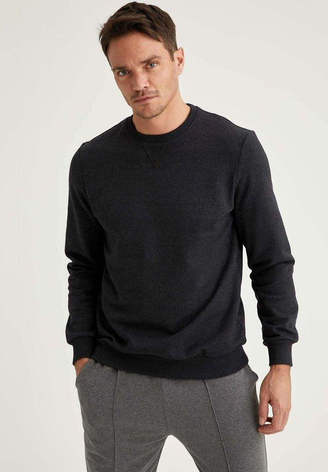 Sweatshirt - anthracite
