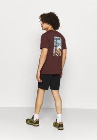 The North Face - GLACIER SHORT - Sports shorts - black - 2