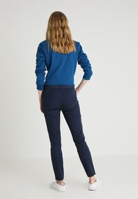 GAP - ANKLE BISTRETCH - Kalhoty - true indigo - 2