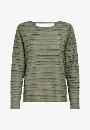 Long sleeved top - kalamata