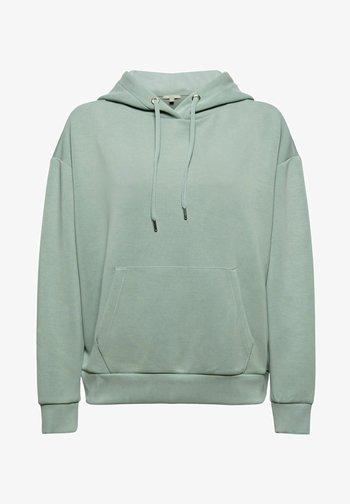 Hoodie - dusty green