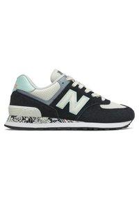 New Balance - WL574 - Zapatillas - black - 6