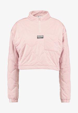 CROPPED - Sweatshirt - pink spirit
